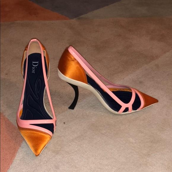 15b88718cd9 Dior RAF Simons Heels